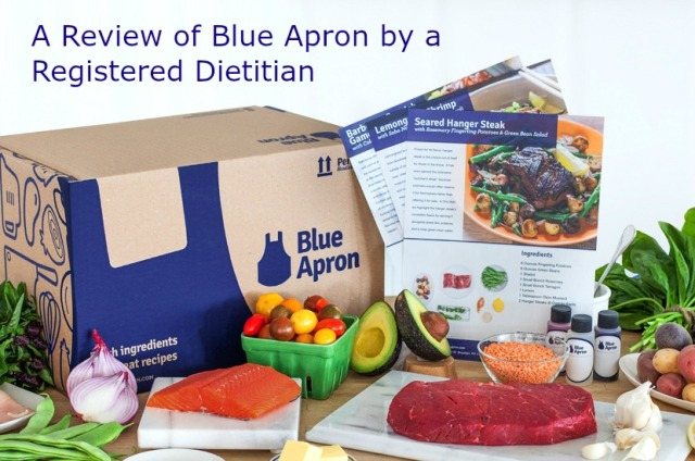 A Review of Blue Apron by a Registered Dietitian